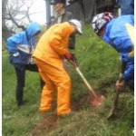SVCF Voluntary Clean Up work